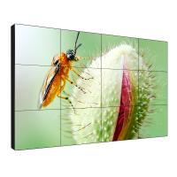 Buy cheap 1080P Resolution Seamless LCD Video Wall Display Monitors Indoor High Brightness from wholesalers