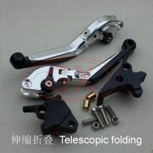 Motorcycle CNC aluminum handle lever