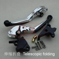 Buy Motorcycle CNC aluminum handle lever at wholesale prices