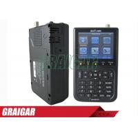 Buy WS-6918P digital satellite finder with Spectrum Analyzer and constellation ws6918p at wholesale prices