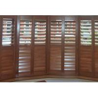Quality Basswood Plantation Window Shutter Components for sale