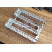 Perforated M Type Protable Stainless Steel Sawdust Smoke Generator for Cold Smoking for sale