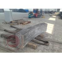 Quality Mining Machinery Gear Forging Transmission High Speed UT Gear Hob for sale
