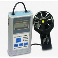 AM-4836 Air Velocity And Air Temperature Measurement LCD Display Digital Anemometer With Data Hold Function for sale