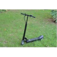Quality Teenager Park Amusement Foldable Electric Bike standing scooter of 160*48mm wheel for sale