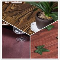 Quality British Nostalgia Pattern/Interlock/Environmental Protection/Wood Grain PVC Floor(9-10mm) for sale