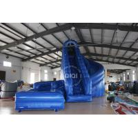 Quality Corkscrew Inflatable Water Slide for sale for sale