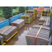 Quality Dia 4.0m Steel Cement Mill Alloy Steel Castings With More than HRC50 DF080 for sale