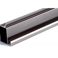 Buy Outside Mill Finished Aluminum Railing Profiles OHSAS 18001 Certification at wholesale prices