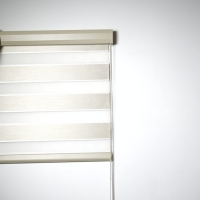China Horizontal Window Shade Blind Zebra Dual Roller Blinds on sale