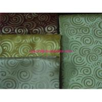 Quality Jacquard fabric, drapery fabric for sale