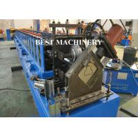 Quality Goods Shelf Rack Roll Forming Machine Adjustable Change Size for sale
