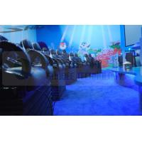 Quality Large Screen  5D Movie Theater Three-dimensional With  Special Effect for sale