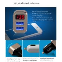 manufacture of Customized car charger quik charge rapid charge mobile phone