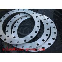 Buy TOBO STEEL Group C207 class B class D ASTM A182 F321 steel-ring flange at wholesale prices