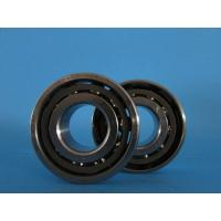 Quality Single Row Angular Contact Ball Bearing With Chrome Steel Material P4 ABEC-3 Tolerance for sale