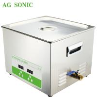 Quality Powerful Ultrasonic Sieve Cleaner For Your Lab 15L 300W with Heating for sale