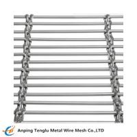 Buy cheap Stainless Steel Cable Mesh Cable pitch: 40mm Cable diameter: 3mm X 3 from wholesalers