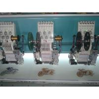 Quality Tai Sang embroidery machine excellence model 615(6 needles 15 heads high speed embroidery machine) for sale