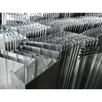 Quality 5 Meters / 6 Meter CNC Machining Aluminum Profile For Hvac Equipment / Ventilator for sale