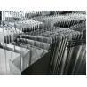 Buy cheap 5 Meters / 6 Meter CNC Machining Aluminum Profile For Hvac Equipment / Ventilator from wholesalers