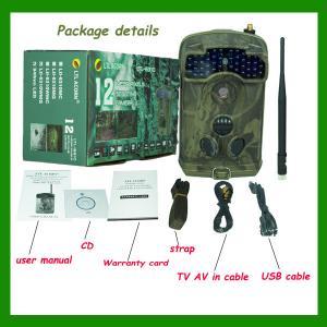 Quality IP54 2560x1920 CMOS Sensor Strap Infrared Hunting Cameras ltl acorn 6310wmg wireless trail camera for sale