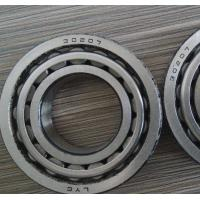 Quality Automotive ball bearing 30207 single row taper roller bearing for gearbox for sale