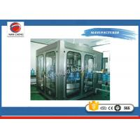 Quality Electric 5 Gallon Water Filling Machine SUS304 450bph 380v / 50hz Plc Control for sale