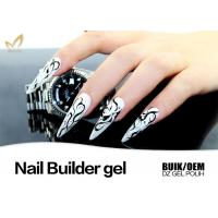 Quality Professional Long Lasting Nail Builder Gel Environmental Material 36 Colors for sale