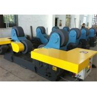 Quality Self Alignment Double Motor 60T Steel Pipe Welding Rollers with Electric Control System CE for sale