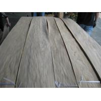 Quality Sliced Natural Chinese Oak Wood Veneer Sheet for sale