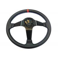 Quality High Durability Custom Steering Wheel Cover , Sports Steering Wheels For Cars for sale