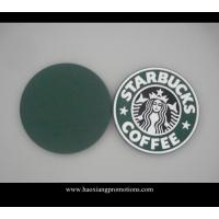 Quality hot selling Promotional coffee cup pad & kitchen silicone coaster for sale
