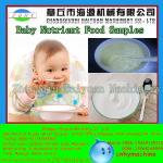 Quality Thailand twin screw extruder baby milk rice powder /nutritional rice powder process line for sale