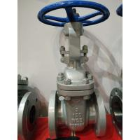 Buy cheap ANSI 16.5 B API 600 Cast Steel Flanged Gate Valve WCB Gate Valve from wholesalers