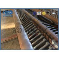 Quality Energy Saving Boiler Headers And Manifolds , Coal Fired Heat Exchanger ASME Standard for sale