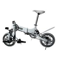 """Buy 14"""" Non Slip Safe Foldable Electric Bike Endurance 3-4 Hours 25 KM/H Max Speed at wholesale prices"""