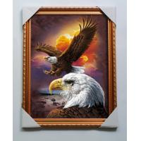 Quality 3D lenticular picture with PS frame for sale