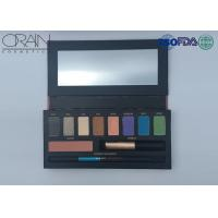 Quality Orain Baked Pressed Powder Eyeshadow Makeup Eyeshadow Palette For Eye Makeup for sale