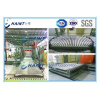 Quality Paper Mill Pallet Handling Systems Customized Model With Roller Conveyor for sale