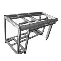Quality Shelves accessories t - slot table Industrial Aluminum Profiles with 20*20 anodized aluminum profiles for sale