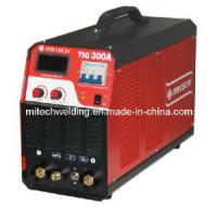 Quality Inverter DC TIG, MMA Welding Machine (TIG300A) for sale