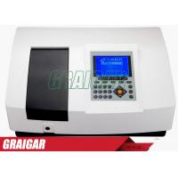 Quality Double Beam UV - VIS Spectrophotometer Lab Measuring Instruments High Precision for sale