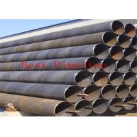 PN-EN 10219-1 Cold Finished ERW Mild Steel Tubes Hollow Sections for sale
