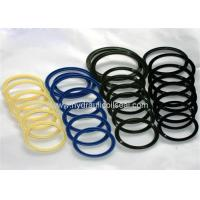 Quality Yellow Blue Hydraulic Cylinder Rod Seals Excavator Hydraulic Cylinder Seal Kits for sale