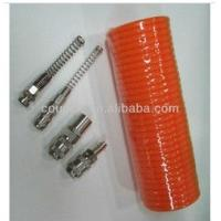Buy Building Trade use 15M 5*8 Sprial Air Hose with Turning Coupler at wholesale prices