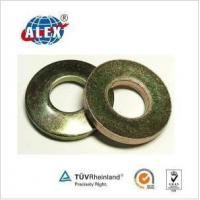 Quality Color Zinc Plated Plain Washer for Fastening for sale