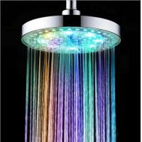 Buy Rainfall Shower Head With Led Lights at wholesale prices