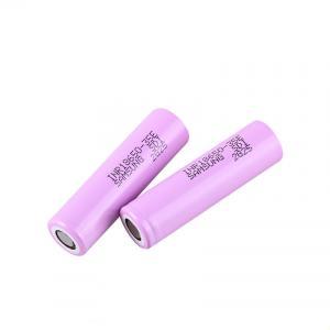 Quality 3.5Ah 3.6 Volt 18650 Battery for sale