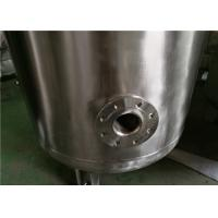Buy Industrial Gasline / LPG Gas Storage Expansion Tanks With Full Parts Vertical Orientation at wholesale prices